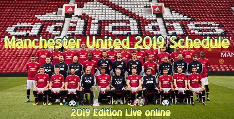 Manchester United 2019 Live Stream