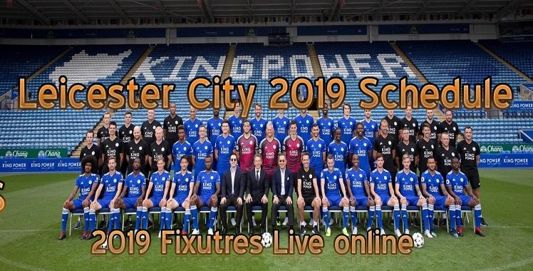 Leicester City 2019 Live Stream