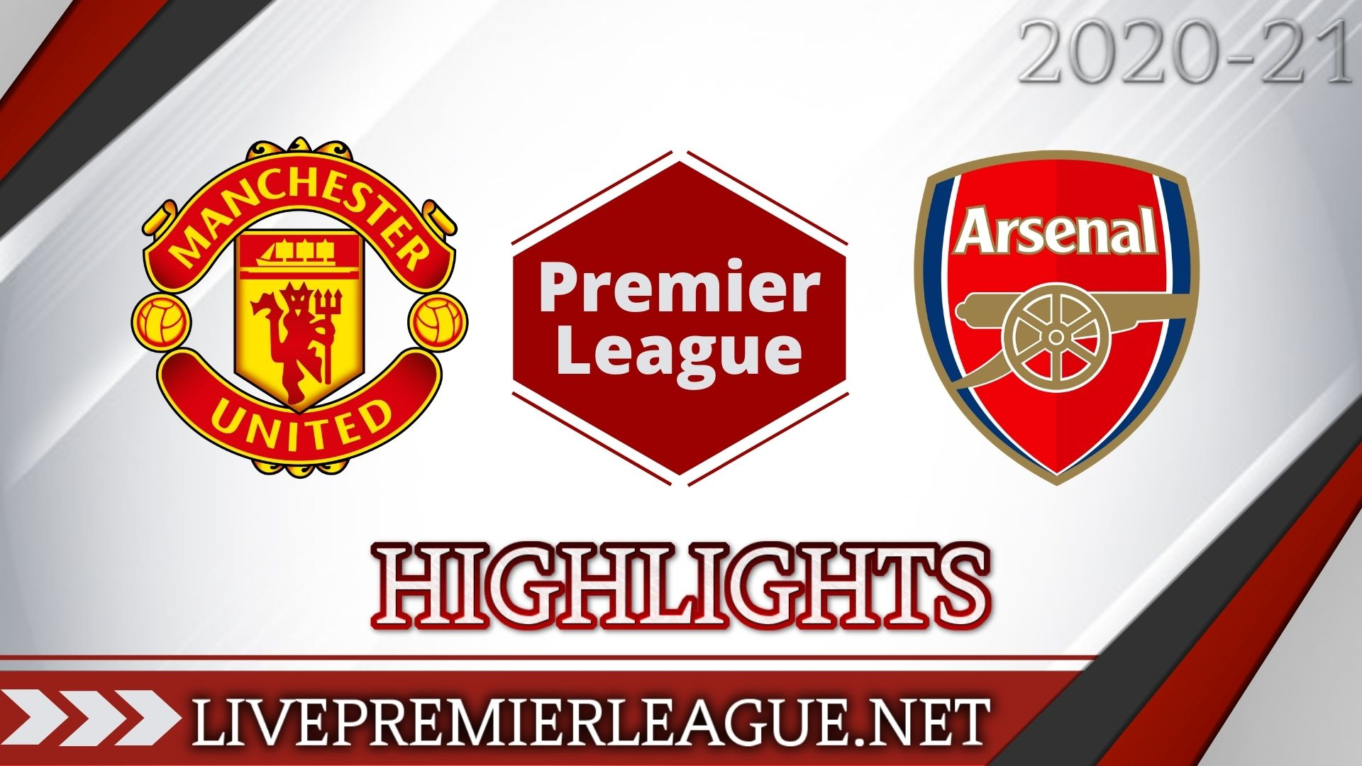 Manchester United Vs Arsenal Highlights 2020 EPL Week 7