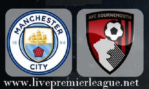 Live Bournemouth vs Manchester City Coverage
