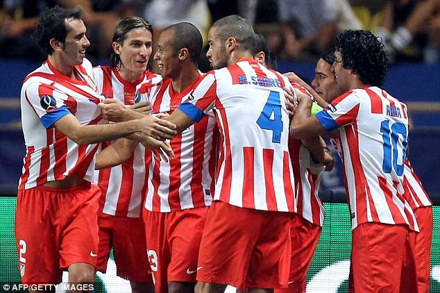 Atletico fc players
