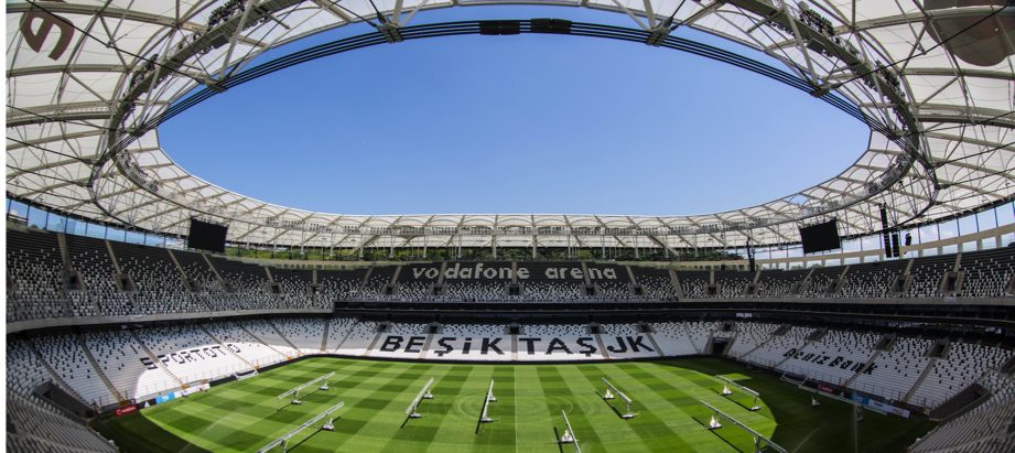 besiktas stadium