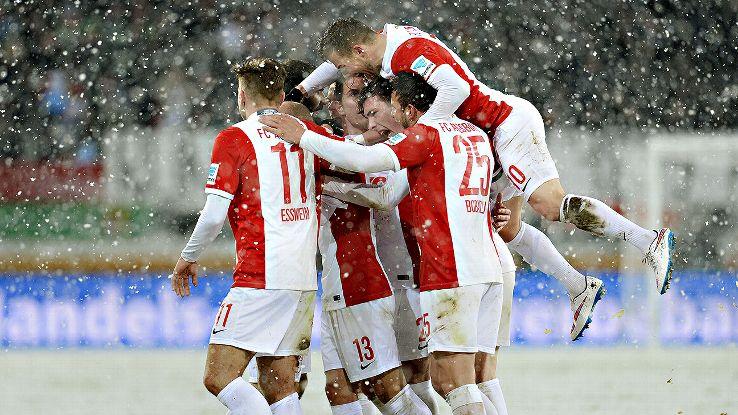FC Augsburg squad