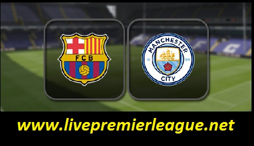 Manchester City vs Barcelona