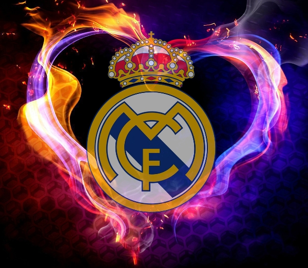 Real Madrid Logo Wallpaper Hd: Live Real Madrid